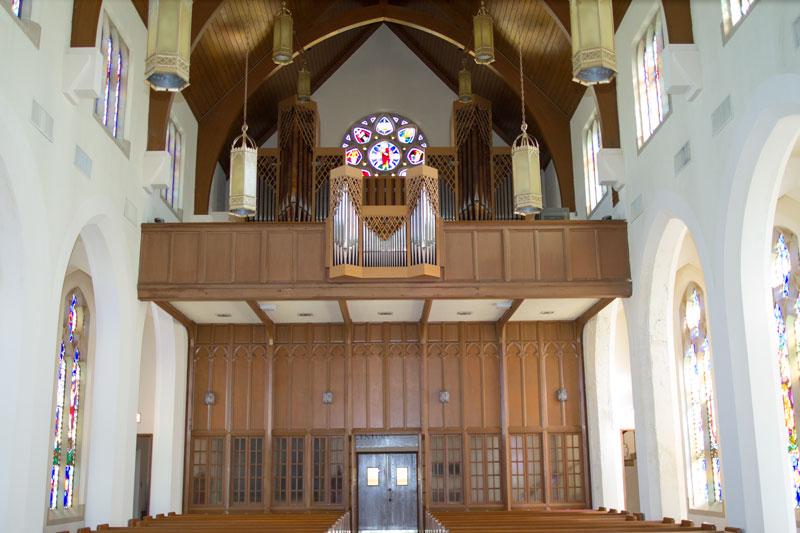 choir-loft