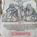 Antique Book Published in 1552 Donated